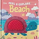 Board Book-Touch and Feel: Feel & Explore Beach
