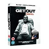 GET OUT BD + digital download [Blu-ray]