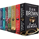 Robert Langdon Series Collection 7 Books Set By Dan Brown (Angels And Demons, The Da Vinci Code, The Lost Symbol, Inferno, Or