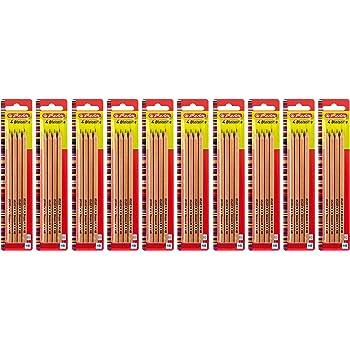 12x Stabilo Greengraph Bleistifte mit Radierer  HB 6004