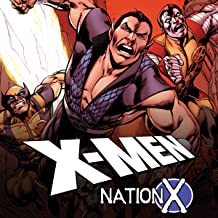 Nation X (Issues) (4 Book Series)