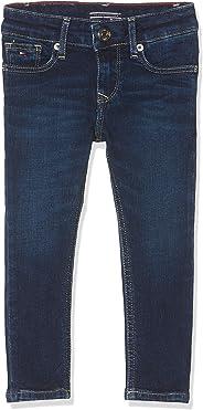 Tommy Hilfiger Mädchen Girls Nora Skinny Nyds Jeans