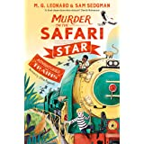 Murder on the Safari Star (Adventures on Trains)