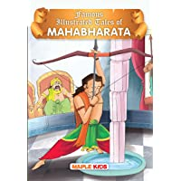 Mahabharata (Illustrated) - for children