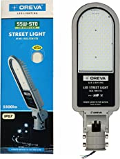 Oreva Waterproof IP67 Full Metal Body LED Street Light 7000 Lumen With Clamp (70.00 Watts)
