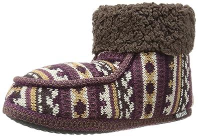 Women's Moc BT W/ Cuff- Bside Fairisle Boot