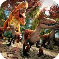 Jurassic Dinosaurier - Dino Tier Spiel Kostenlos