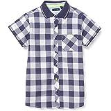 blue seven Knaben Karohemd Camisa para Niños