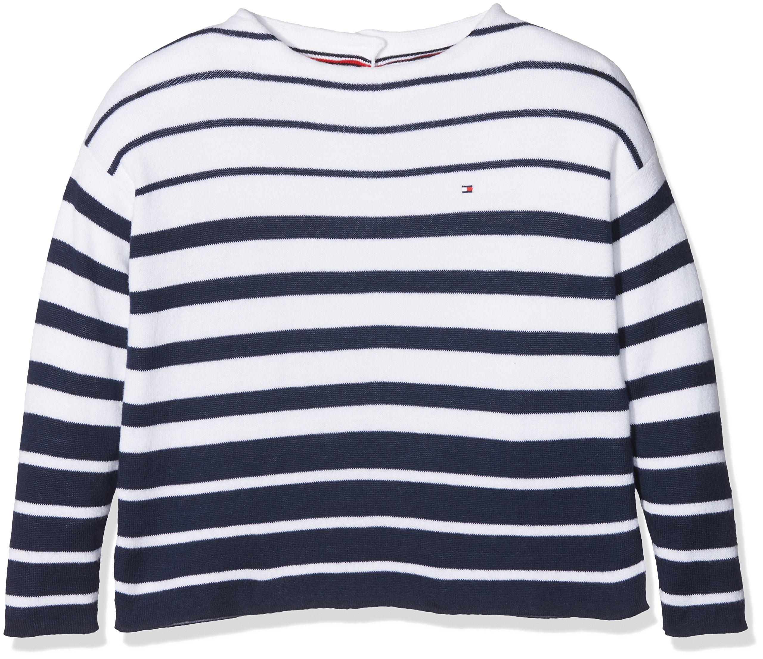 Tommy Hilfiger Stripe Sweater L/S suéter para Niñas