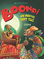 Boondi - An Indian Fairytale