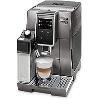 De'Longhi Dinamica Plus ECAM 370.95.T Kaffeevollautomat mit Milchsystem, Cappuccino und Espresso auf Knopfdruck, 3,5…