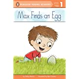 Max Finds an Egg (Penguin Young Readers, Level 1)