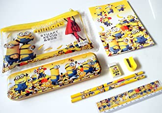 ArtSmart RS3 Stationery Gift Set (Minions)