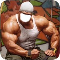 BodyBuilding & Fitness-Fun Face Maker Bodybuilder Face Photo Editor