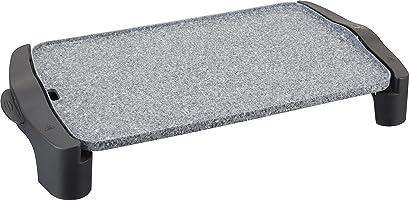 Jata GR558 Plancha de Asar Eléctrica, 2500 W, Negro/Gris
