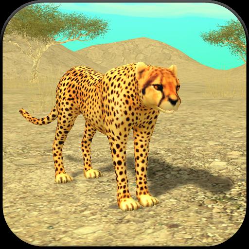 wild-cheetah-sim-3d