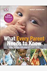 What Every Parent Needs To Know Hardcover