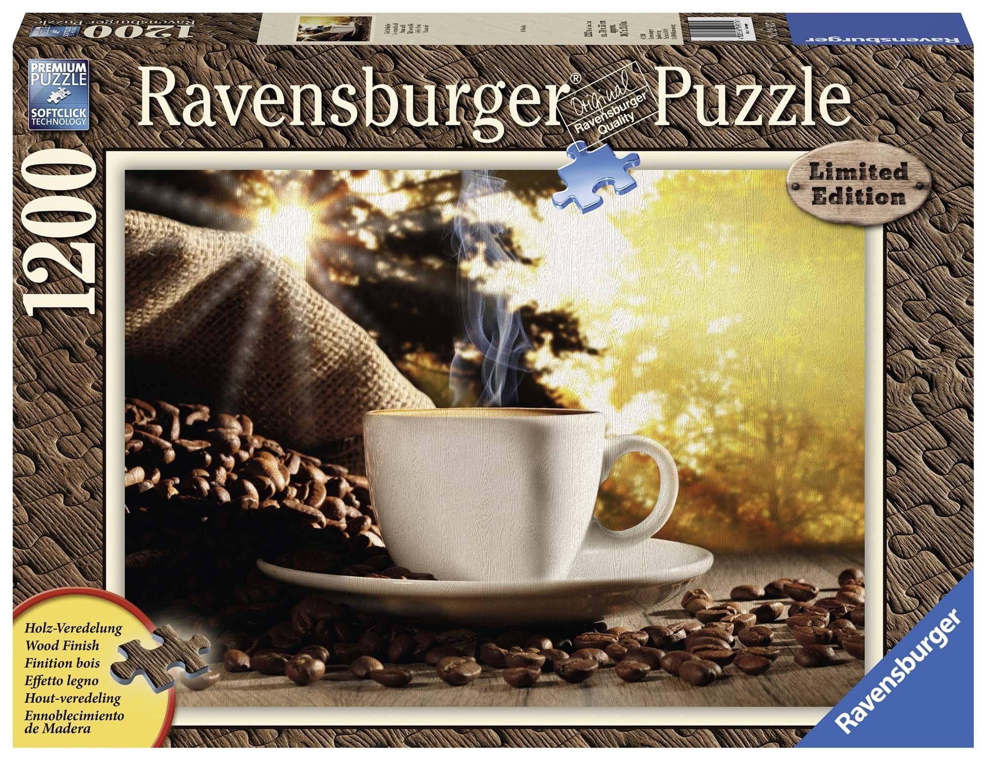 Ravensburger-19917-Zeit-fr-Kaffee Ravensburger 19917 – Zeit für Kaffee -