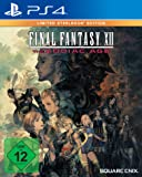 Final Fantasy XII The Zodiac Age Limited Steelbook Edition [Playstation 4]