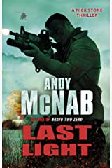 Last Light: (Nick Stone Thriller 4) Kindle Edition