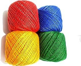 AM Thread Rolls for Crafts (Multicolour)