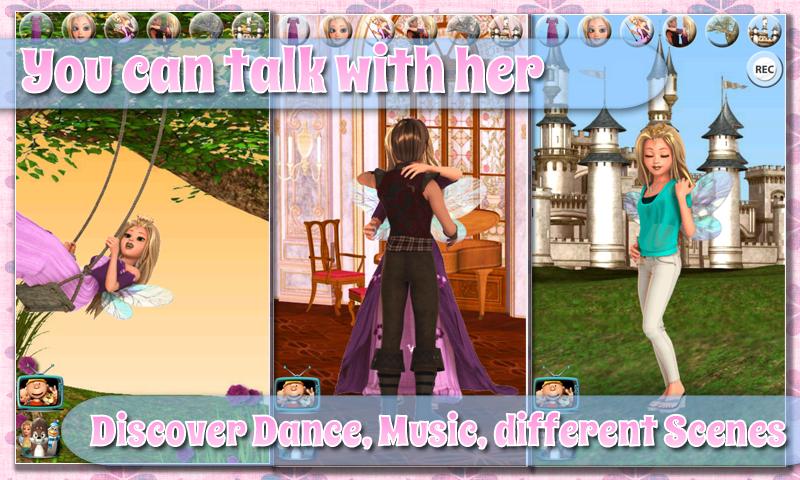 Zoom IMG-3 my little talking princess free