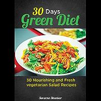 30 Day Green Diet: Vegetarian Salad