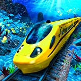 USA Bullet Train Simulator UnderWater Pro 2019: Aqua Rush Passeggero che trasporta Metro Subway Driver Train Sim Adventure Mania