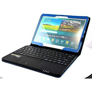 MQ - Galaxy Tab S 10.5 Bluetooth Tastatur Tasche mit