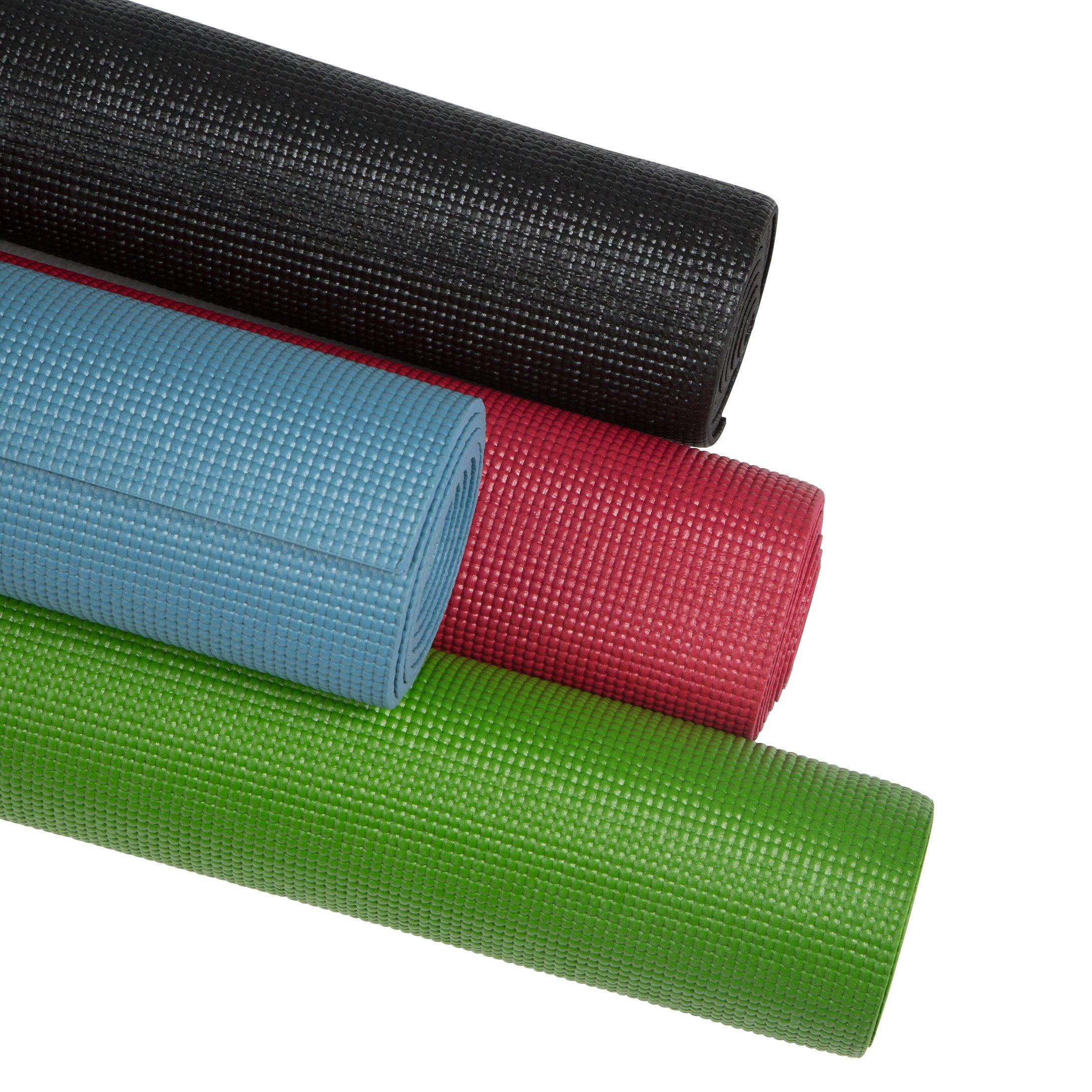 Ultrasport Yogamatte, Gymnastikmatte, Universalmatte für Yoga ...