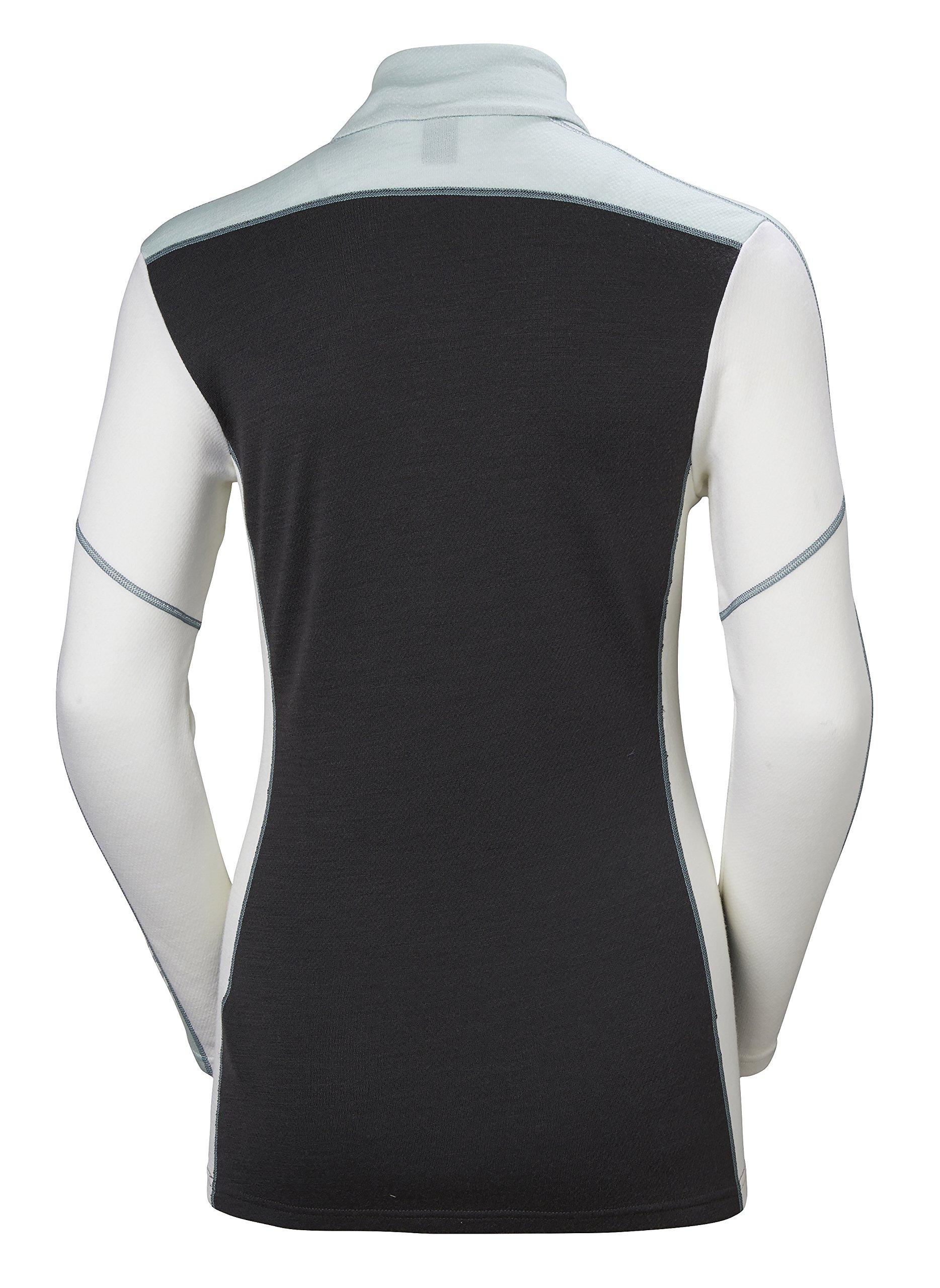 51bc23041c95 Helly Hansen Women s s Hh Lifa Merino 1 2 Zip Long Sleeve Baselayer ...