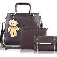 Le Platinum Women's Handbag(Set of 3)