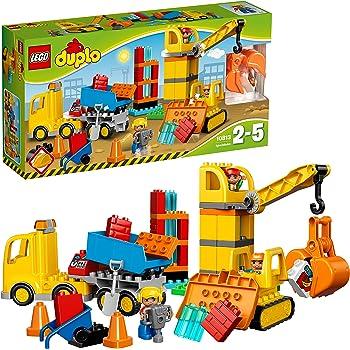 Caserne Legoville Jouet Lego Des Duplo 6168 La D'eveil MVUqGpSz