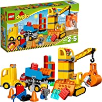 Lego Duplo - 10813 Büyük Inşaat Sahası