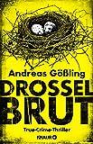 Drosselbrut: True-Crime-Thriller (Die Kira Hallstein-Serie, Band 2)