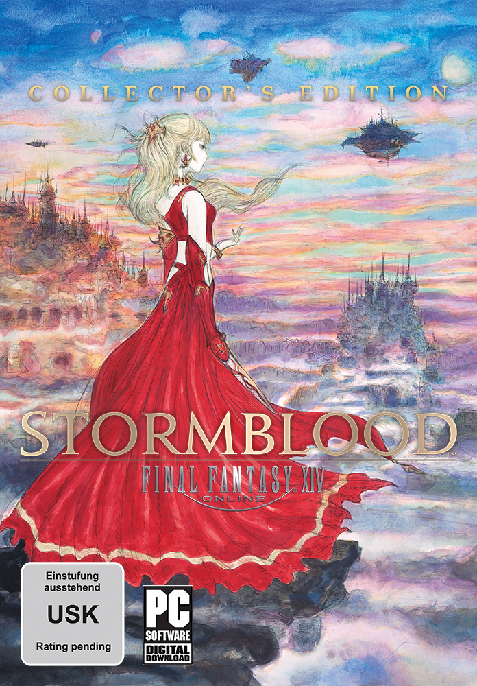 tormblood Collector's Edition [PC Code] (Collectors Edition-video-spiele-pc)