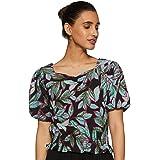 KRAVE Women's Floral Regular fit Top