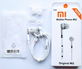 Generic In-ear Earphone - white