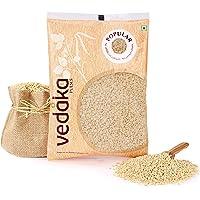 Amazon Brand - Vedaka Popular White Urad Split, 1 kg