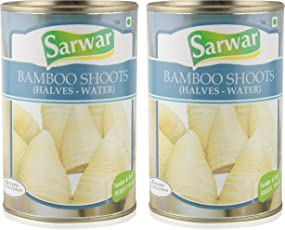 Sarwar Bamboo Shoots, 400 g (Pack of 2)