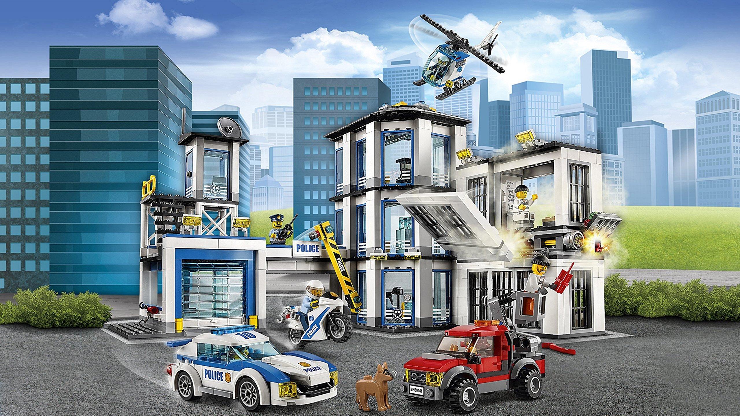 LEGO- City Stazione di Polizia, 60141 5 spesavip