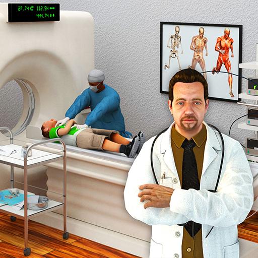 echte Arzt Simulator Herzchirurgie Krankenhaus Spiele -
