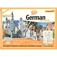 Learn to Speak German Deluxe 10- CD-ROM
