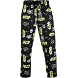 Star Wars Mens Lounge Pants Storm Trooper & Darth Vader