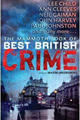 The Mammoth Book of Best British Crime 10 Kindle Edition