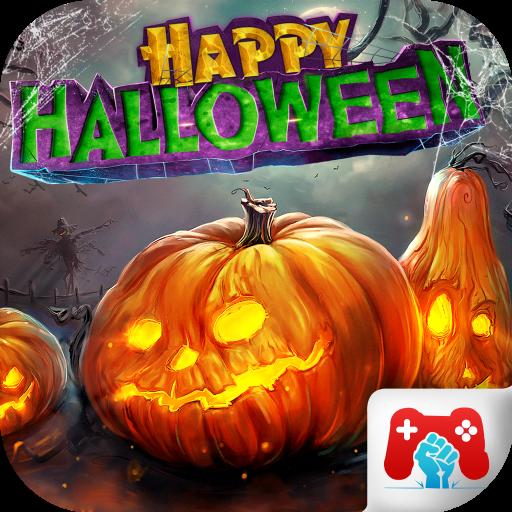 Scary Halloween HD Wallpaper