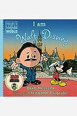 I am Walt Disney (Ordinary People Change the World) Hardcover