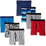 Hanes Boys Red Label Comfortsoft Dyed Boxer Brief P7 (B75PW7)