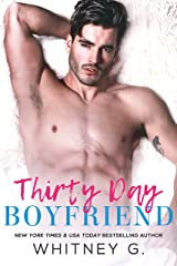 Thirty Day Boyfriend (English Edition) Formato Kindle