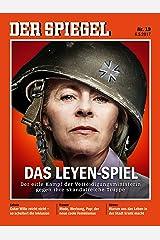 DER SPIEGEL 19/2017: Das Leyen-Spiel Broschiert